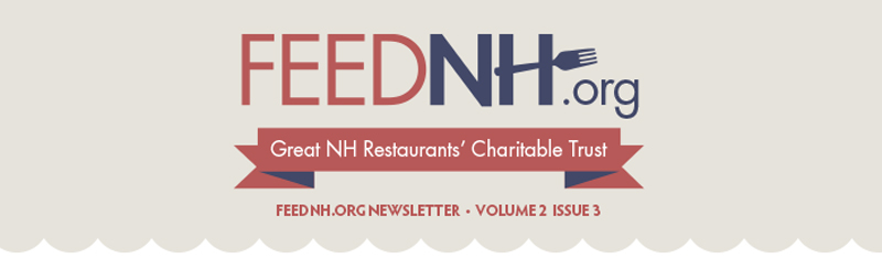 FEEDNH.org Newsletter - Volume 2 issue 2