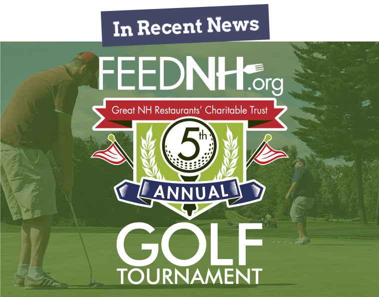 5th Annual FEEDNH.org Golf Tournament Raises Over $82,000