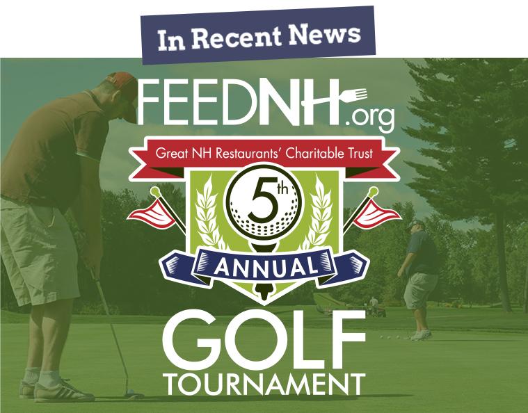 5th Annual FEEDNH.org Golf Tournament Raises Over $82,000
