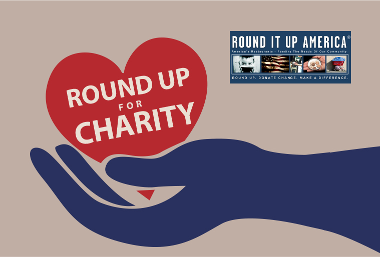 Round Up for Charity Raises Over $18,000