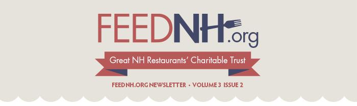 FEEDNH.org Newsletter - Volume 3 issue 1