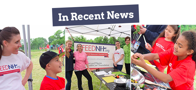 Recent News with FEEDNH.org