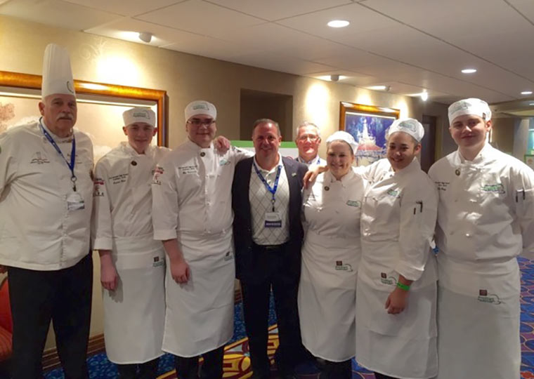New Hampshire ProStart - National Restaurant Association Educational Foundation