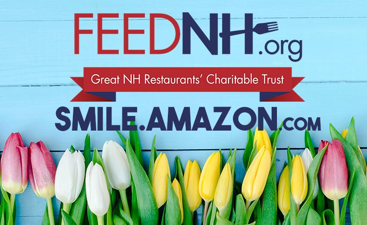AmazonSmile & FEEDNH.org