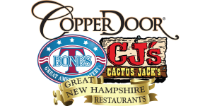 Great NH Restaurants - T-BONES, Cactus Jack's, Copper Door & More