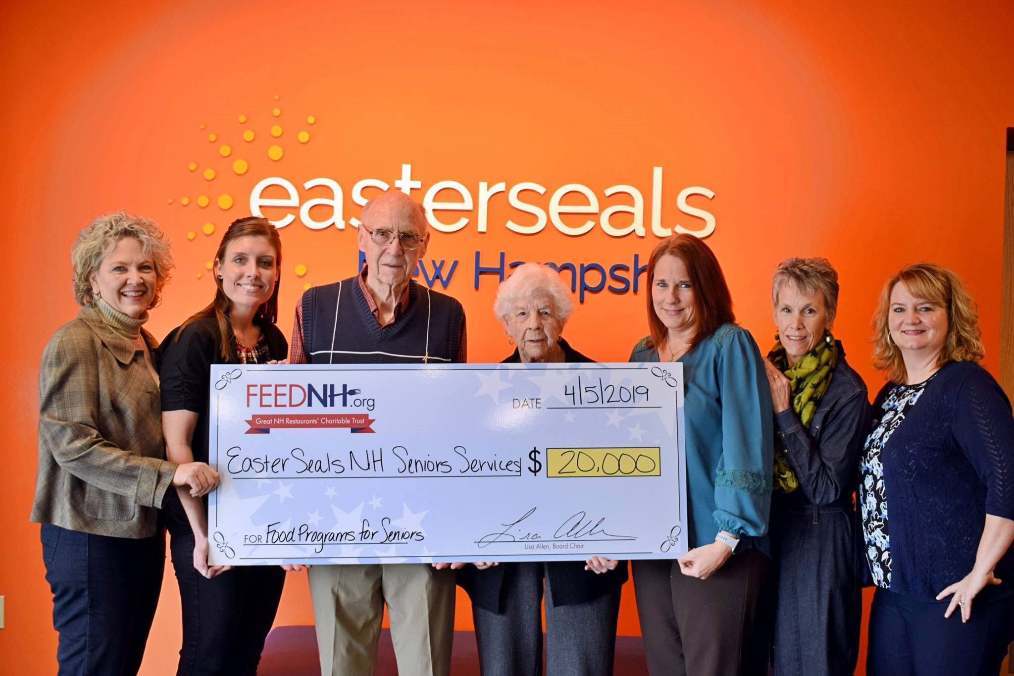 FEEDNH.org has benefited numerous deserving non-profits that support NH's Families, Elderly, Education, & Disadvantaged